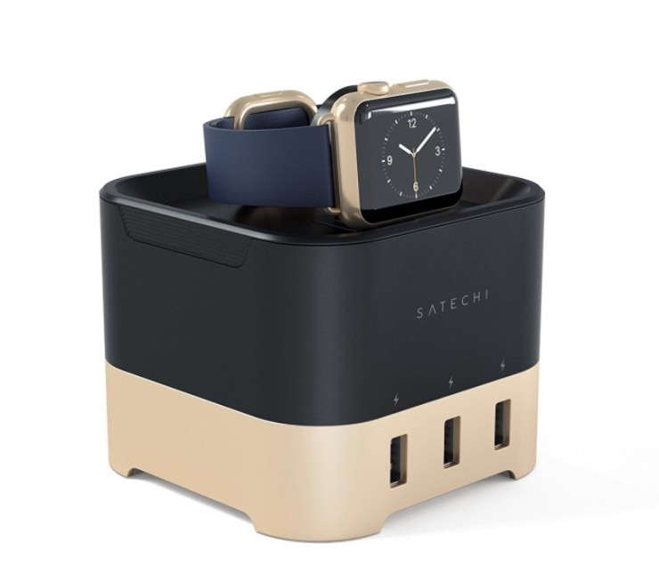 Satechi Smart Charging Stand (With Wireless)