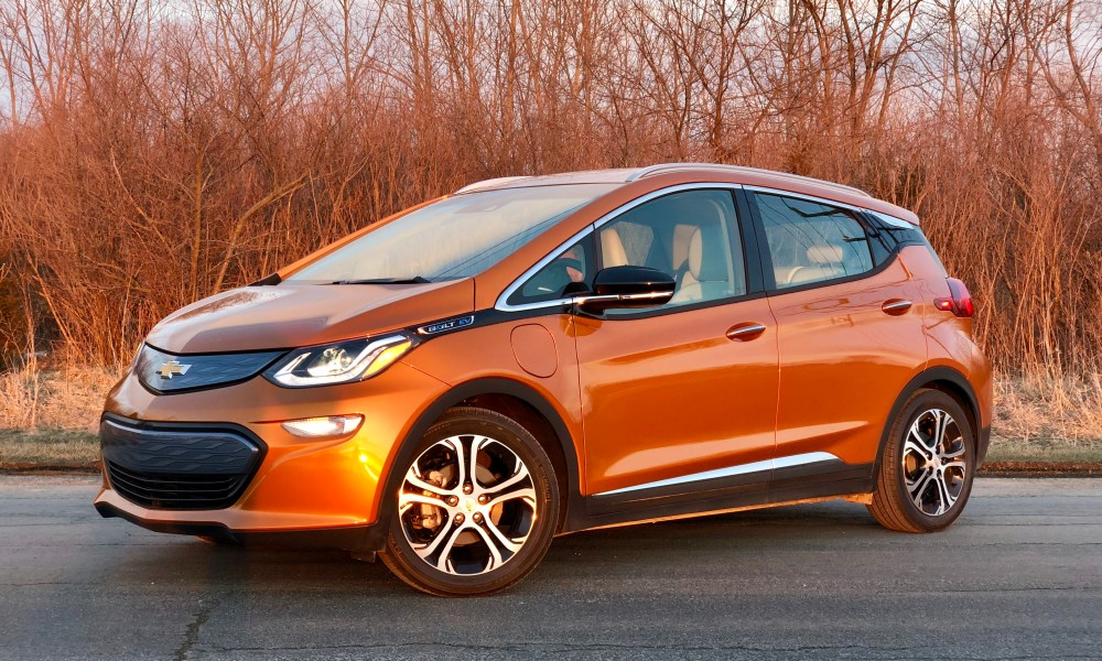 2018 Chevy Bolt Review