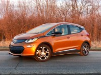 2018 CHevy Bolt EV Review