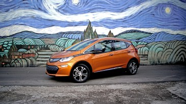 2018 Chevy Bolt Review - 10