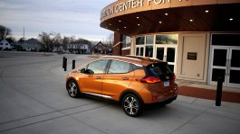 2018 Chevy Bolt Review - 12