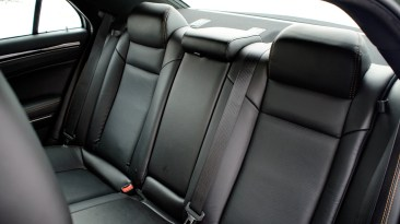 2018 Chrysler 300 Review - Back Seat 2