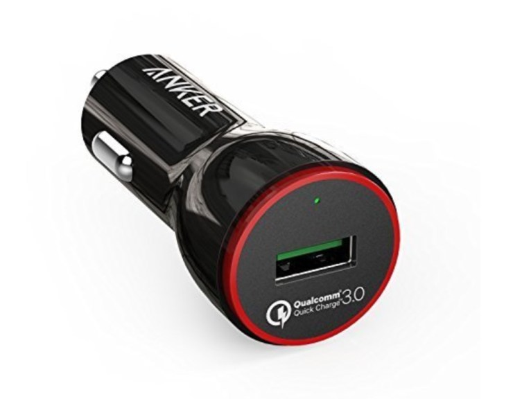 Anker 24w Quick Charger ($11)