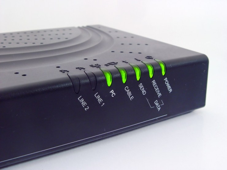 Buy your own modem to lower your Internet bill.