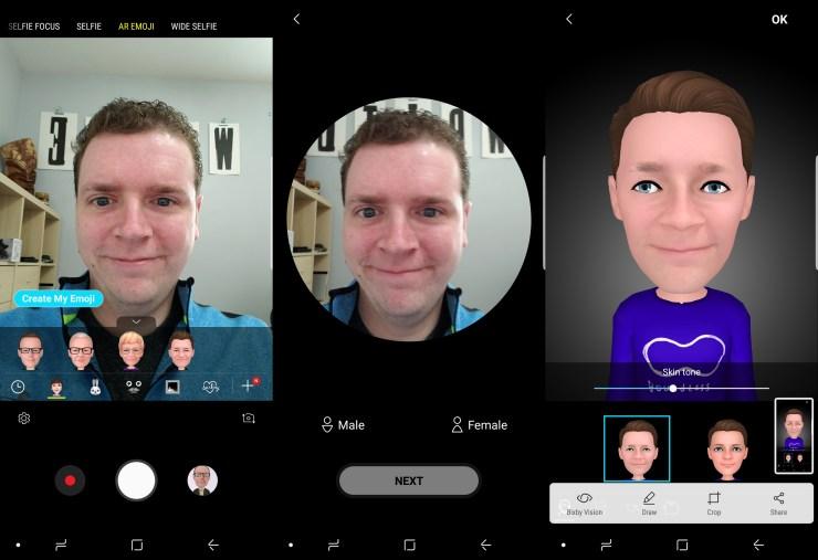 How to make an AR Emoji.
