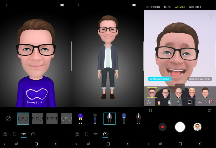 How to Use AR Emoji on the Galaxy S9