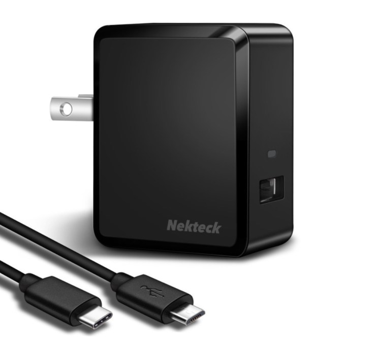 NekTeck 18w Fast Charger