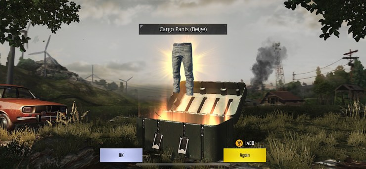 There are no PUBG Mobile in app purchases yet, but you can expect something to appear down the road.