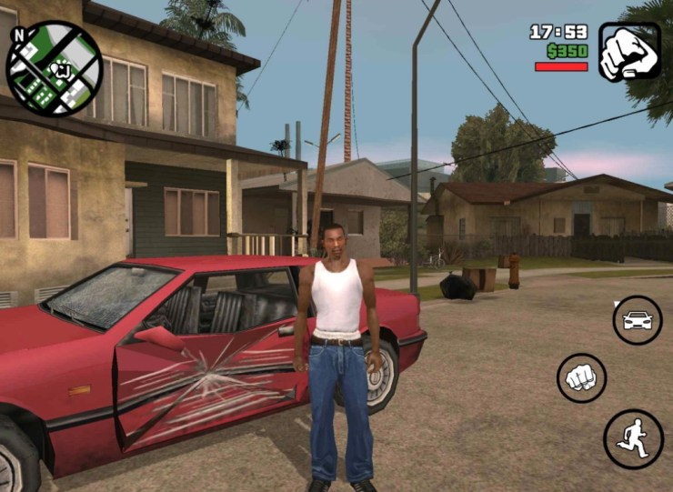Grand Theft Auto Games