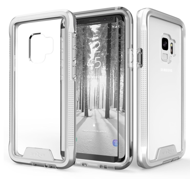 Zizo ION Series Clear Case