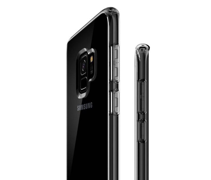 Spigen Ultra Hybrid Clear Case for Galaxy S9