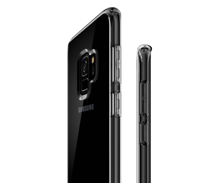 best sneakers 13945 1d483 10 Best Clear Cases for the Galaxy S9