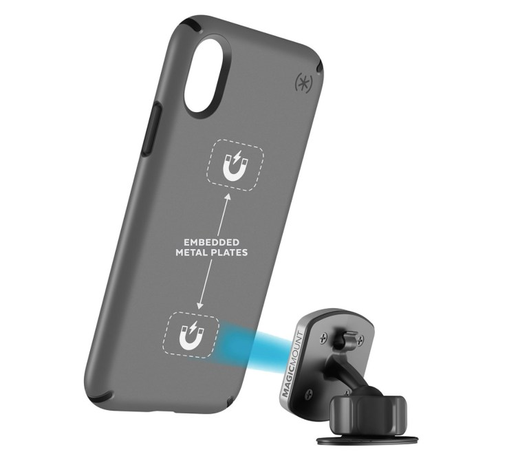 Speck Presidio Mount iPhone X Case