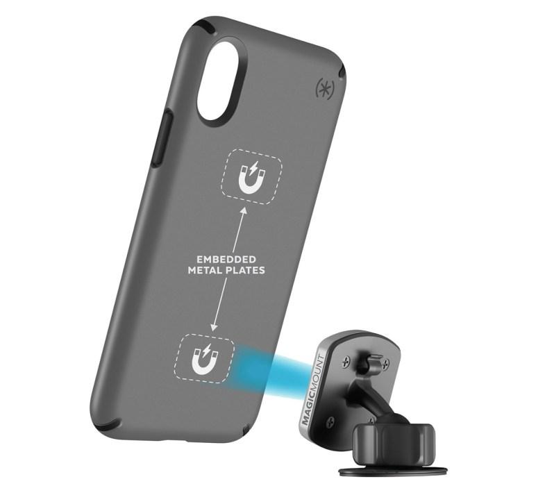 Speck Presidio Mount iPhone X Case