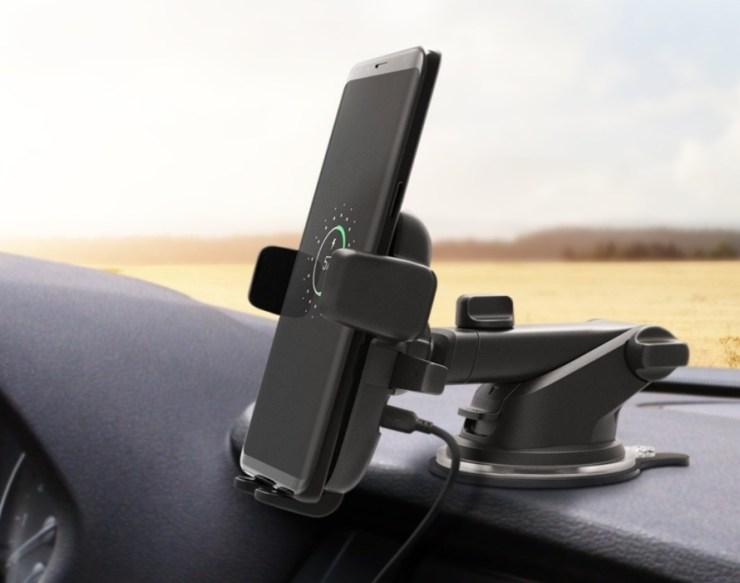 iOttie Wireless Fast Charging Car Mount