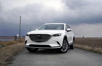 2018 Mazda CX-9 Review - 1