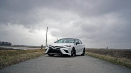2018 Toyota Camry Review - 3