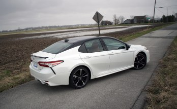 2018 Toyota Camry Review - 5