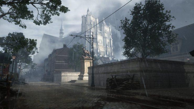 Wait for Battlefield 2018 Upgrades