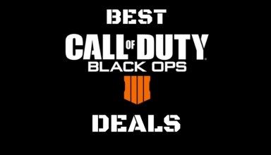 Here are the best Call of Duty: Black Ops 4 deals.
