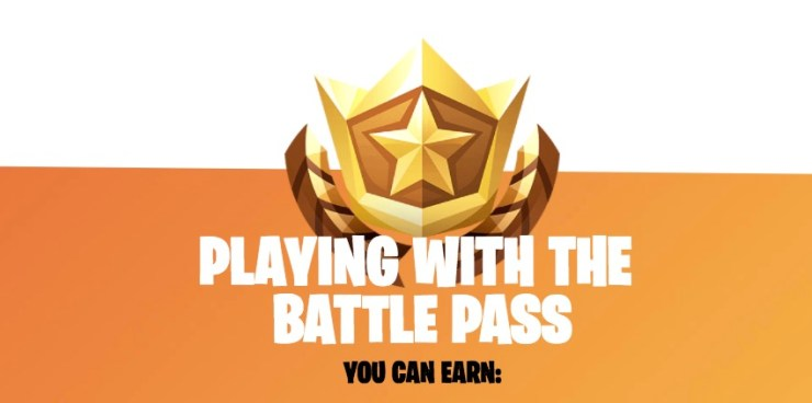 What do you get with the Fornite Season 4 Battle Pass?