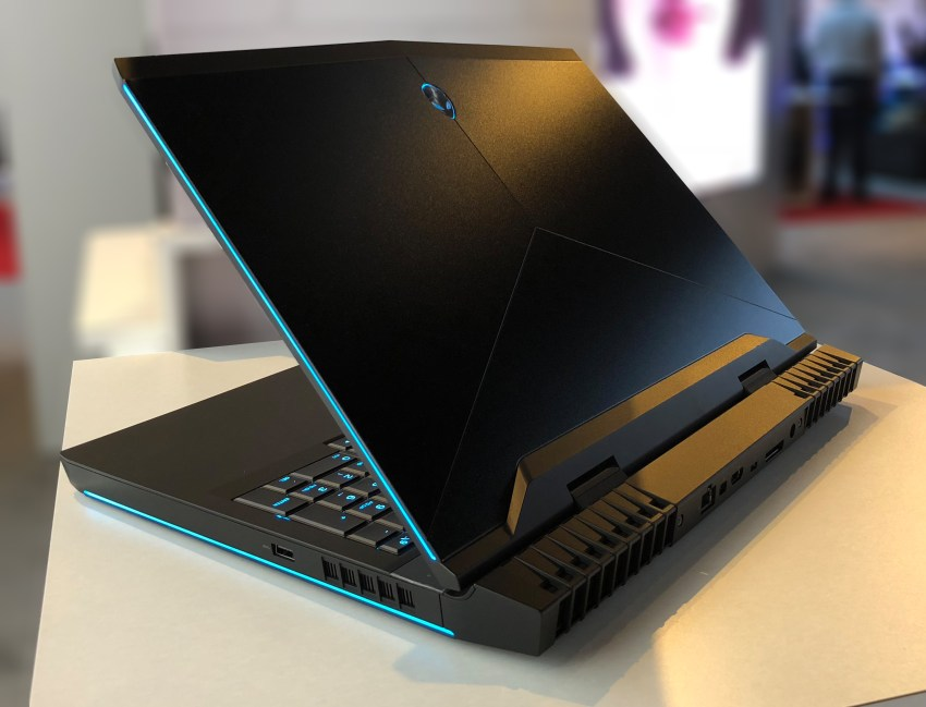 Dell announces six new gaming laptops for 2018.