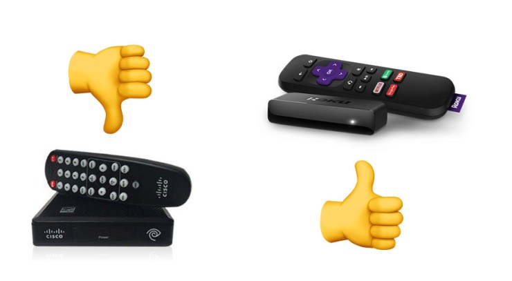 Skip the bad Spectrum Digital adapter box and save big with a Roku.