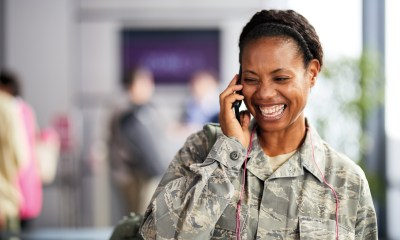 What's included in the T-Mobile One Military plan.