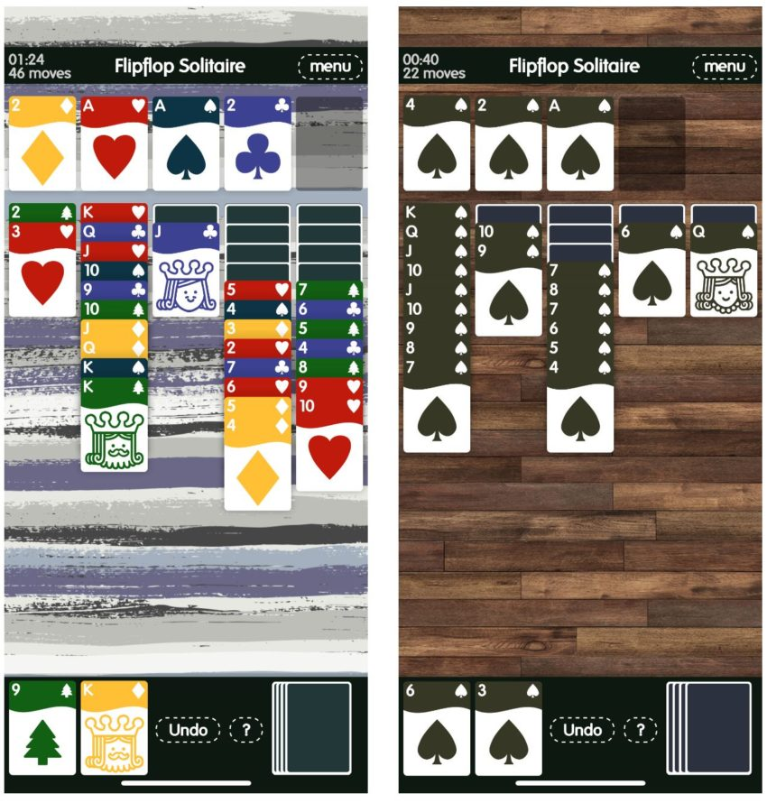best solitaire for iphone free