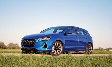 2018 Hyundai Elantra GT Sport Review - 3