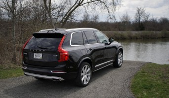 2018 Volvo XC90 Review T6 Inscription - 11