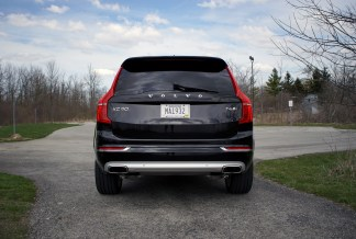 2018 Volvo XC90 Review T6 Inscription - 17