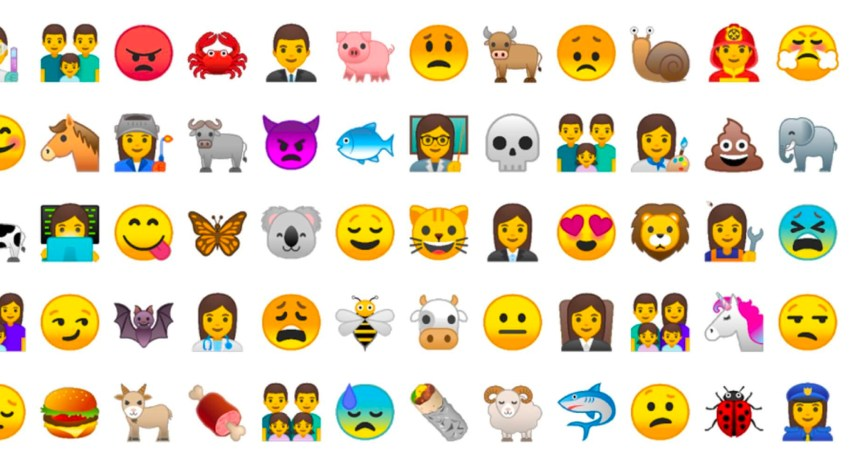 Install for a New Keyboard & New Emojis