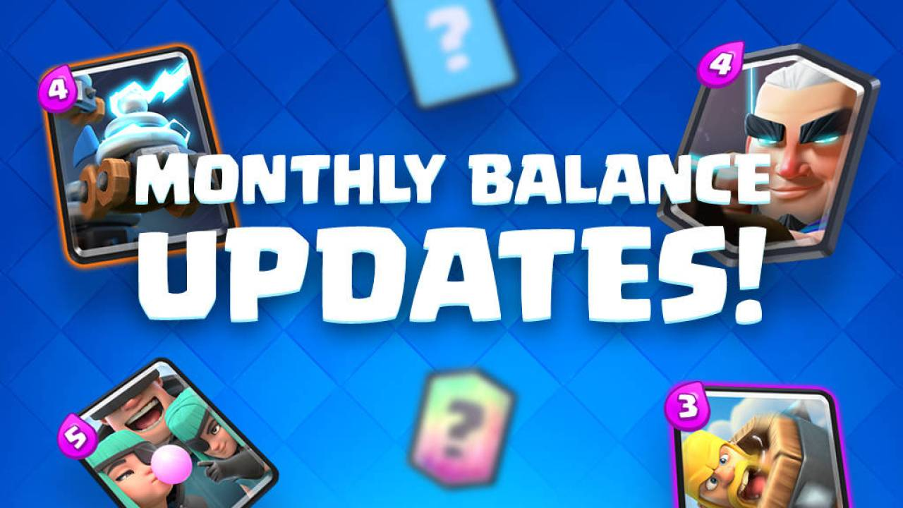 Clash Royale June 2018 Update: What to Know