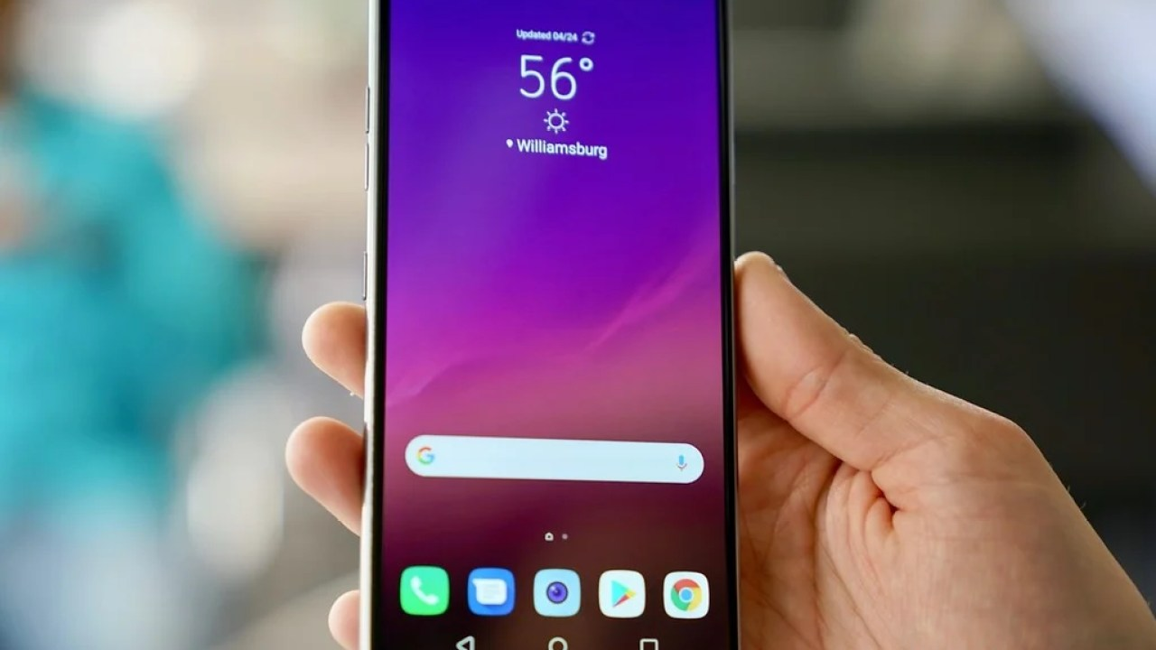 How to Change the LG G7 Lockscreen & Wallpaper