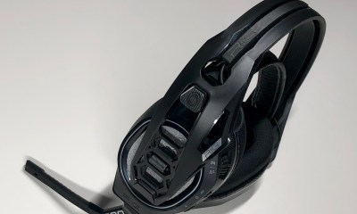 The Plantronics Rig 800 LX headphones are comfortable for long play sessions.