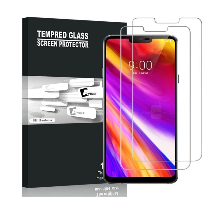 AVIDET Premium Tempered Glass 2-Pack