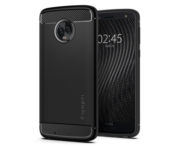 Spigen Rugged Armor for Moto G6