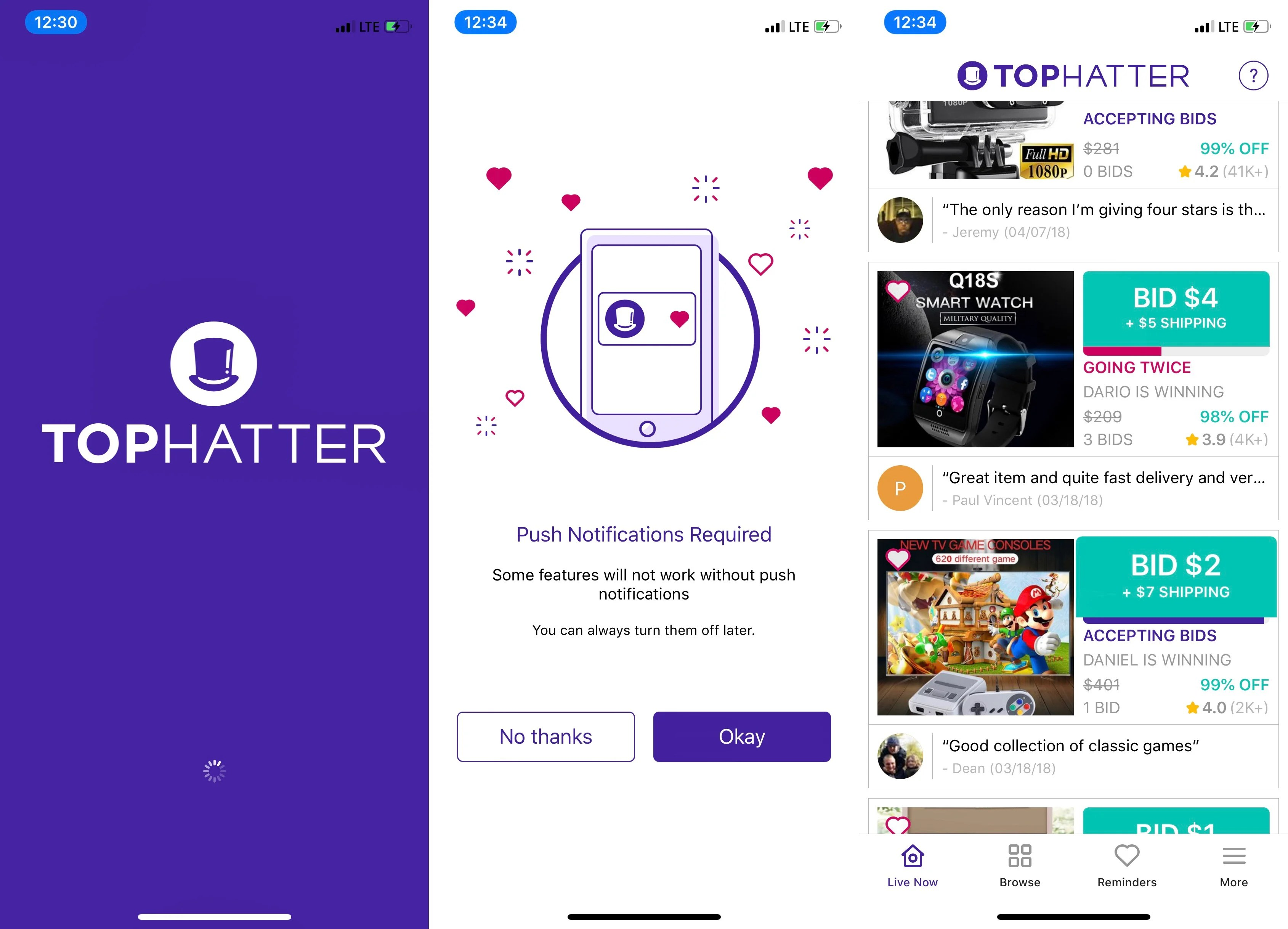 Tophatter: 8 Things Users Need to Know