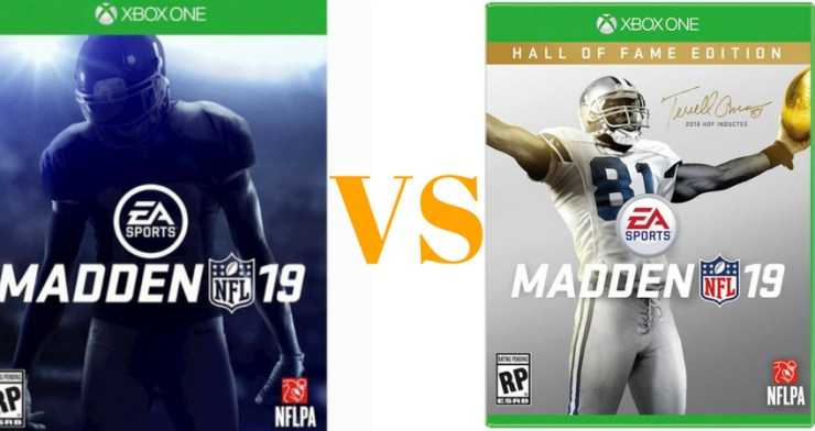We help you decide which Madden 19 edition to buy.