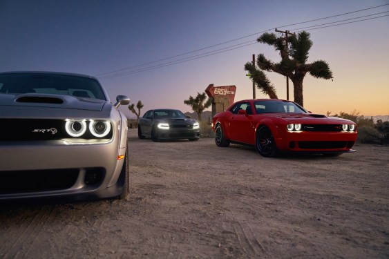2019 Dodge Challenger SRT Hellcat Redeye Widebody, Charger SRT H