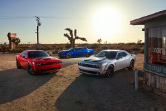 2019 Dodge Challenger R/T Scat Pack Widebody, SRT Hellcat Widebo