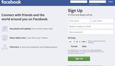 What to do if you can't login to Facebook.