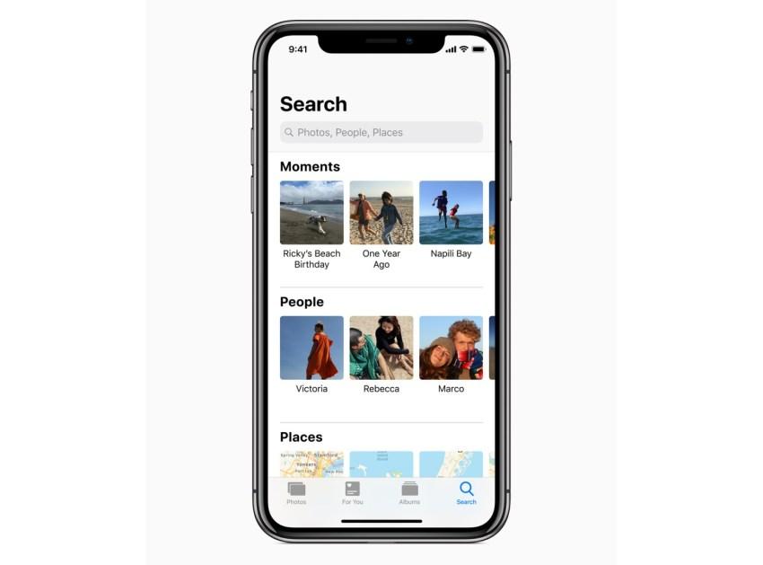Install iOS 12 Beta for Improvements to Photos
