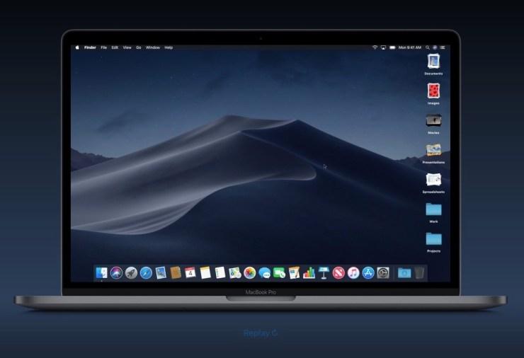 Stacks on the Desktop