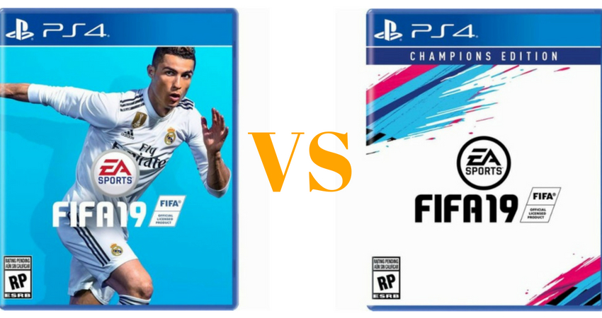 Which FIFA 19 edition should you buy?