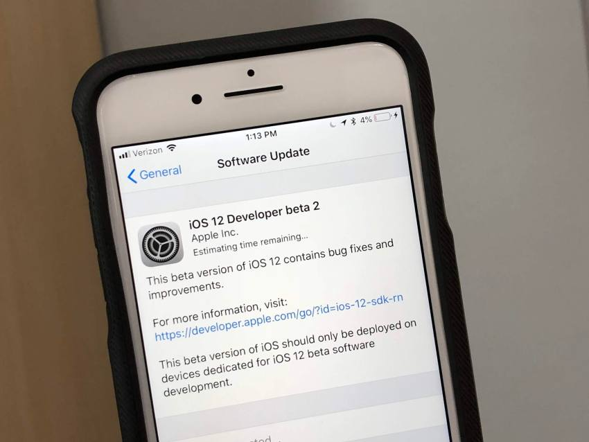 Kết quả hình ảnh cho 5 Things to Know About the iOS 12 Beta
