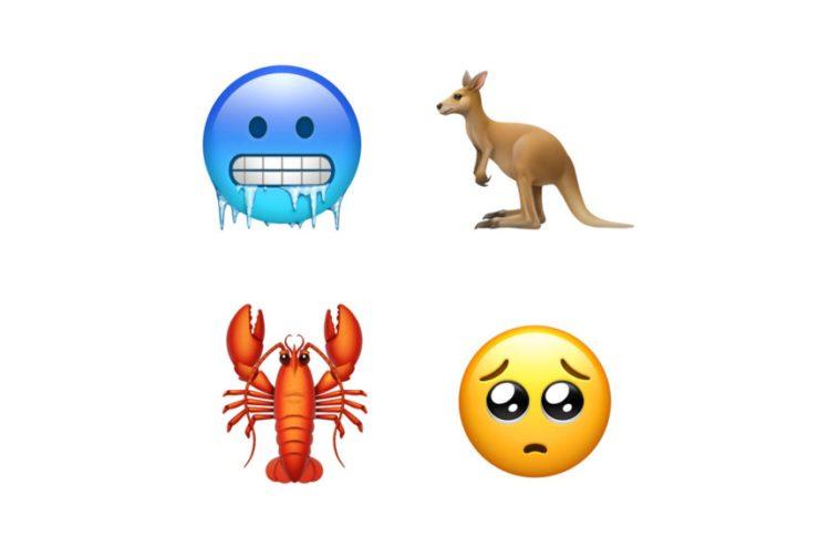 New macOS Mojave Emoji