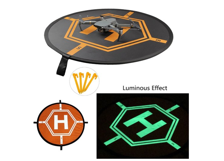 InnoGiz Luminous Landing Pad