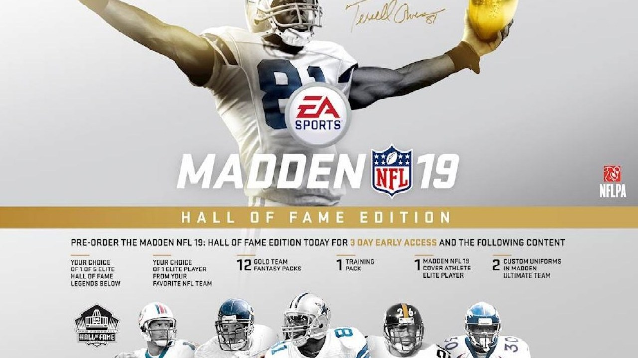 Is Madden 19 Hall of Fame Edition Worth Buying?